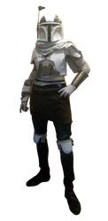 Mandalorian Armor by Demarishia