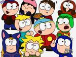 South Park Doodle