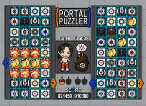 Portal Puzzler