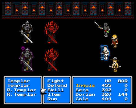 Dragon Fantasy 3