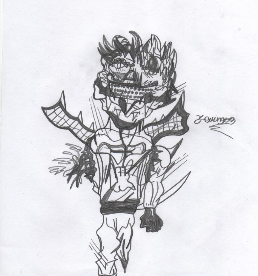 Debu Man Concept #4 by Designgraphicboy