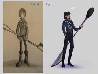 improvement meme thing by Raphaelion