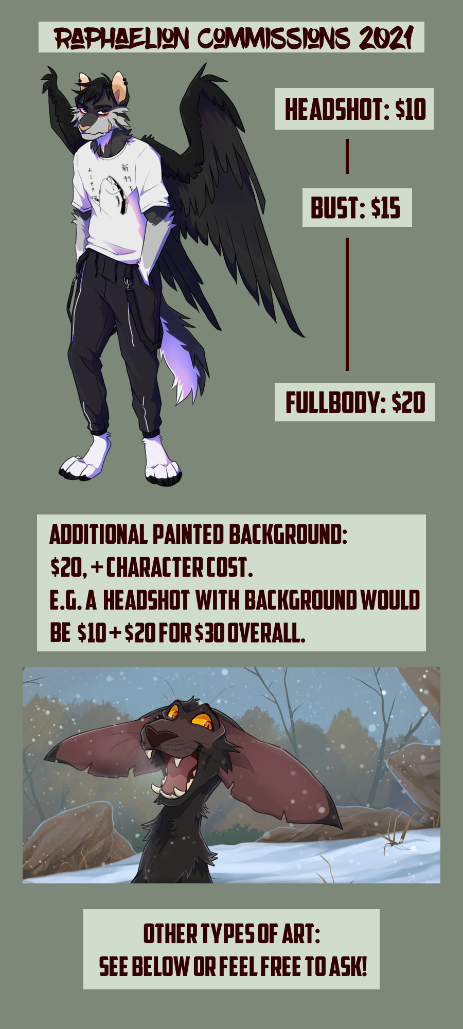 (closed) Commission Info 2021