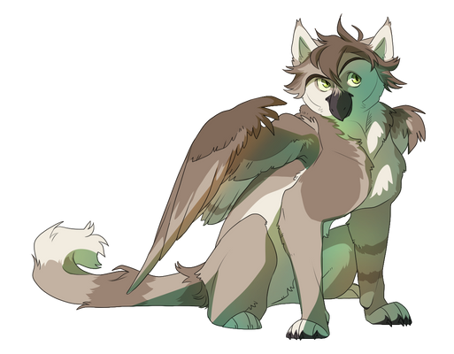 gray but what if griffin