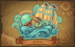 The Kraken by OminousHam