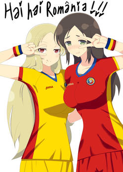 Hai hai Romania!!! EURO 2016
