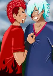 UPPERS - Michiru and Ranma