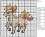 Ponyta Pattern