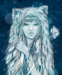 Goddesses of the North_Skadi