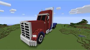Transformers: Prime Optimus (Truck) - Front