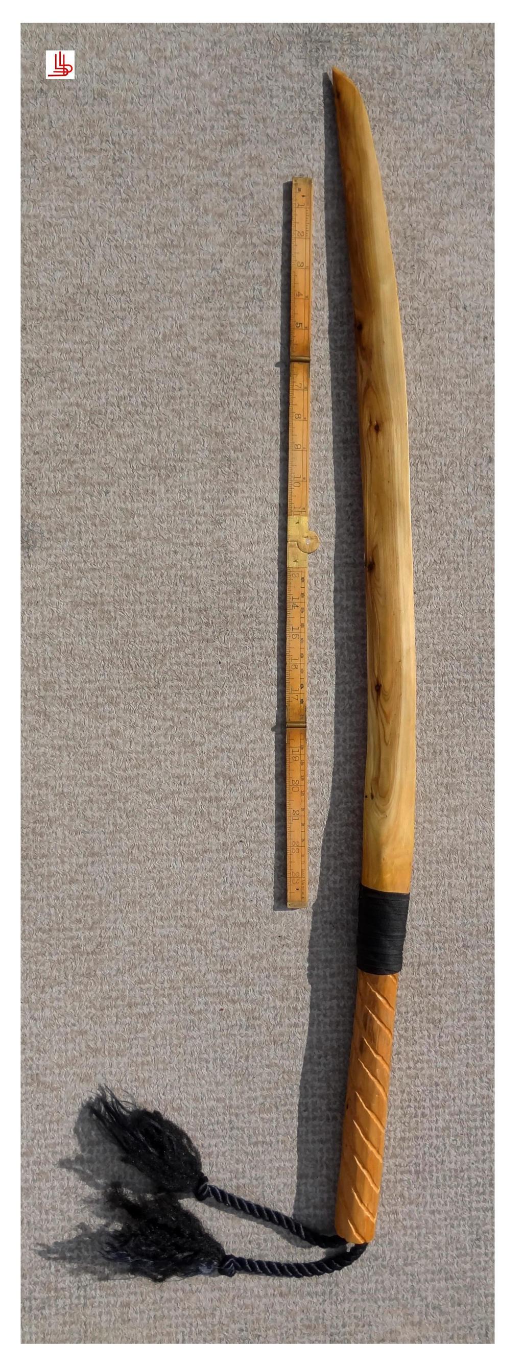 Cedar samurai by Obsidian-Asphodel