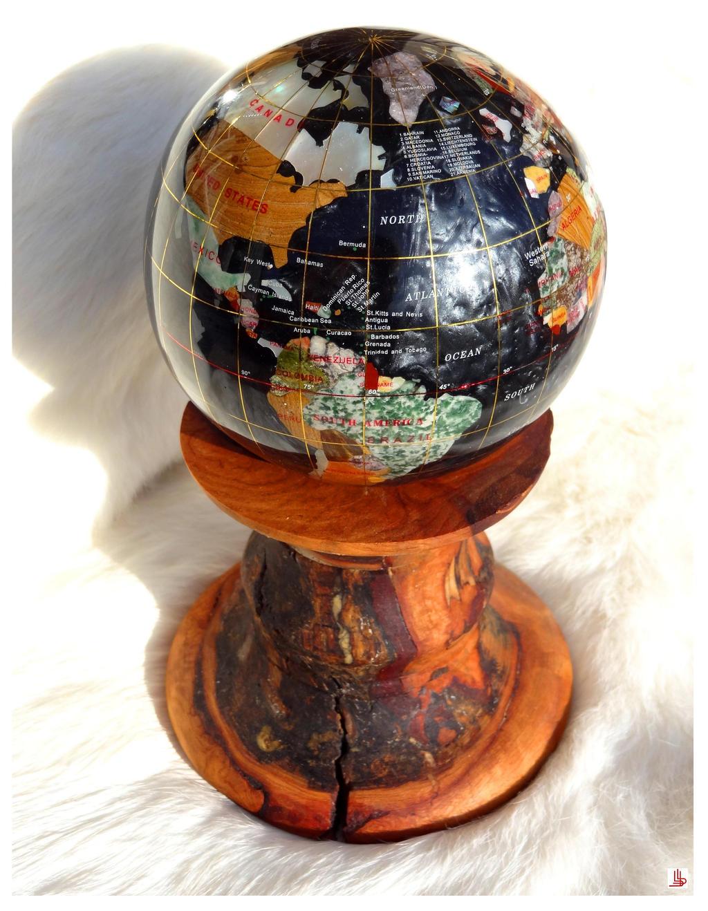 Globe Stand by Obsidian-Asphodel