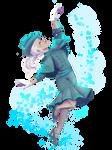 Fleur Delacour Character design Chalange