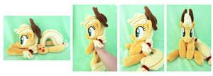 Applejack Beanie Plush