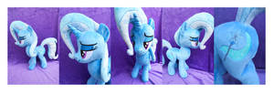 18 Inch Great and Powerful Trixie by KazzysPlushEmporium