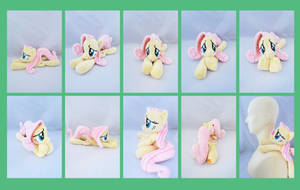 Fluttercollage by KazzysPlushEmporium