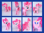 14 Inch Pinkie Pie by KazzysPlushEmporium