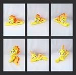 Dreamy Spitfire Beanie Plush by KazzysPlushEmporium