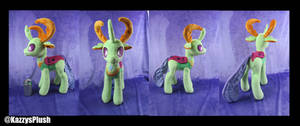 COMMISSION: 18 inch Thorax