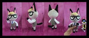Animal Crossing: Mini Raymond Plush