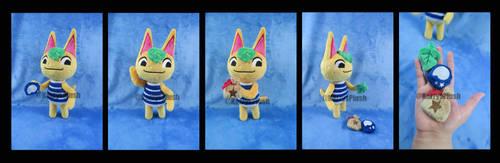 Animal Crossing: Mini Scented Tangy Plush