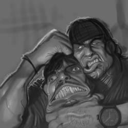 Rambowned by HammerDickFruitBat