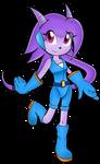Freedom Planet - Sash Lilac The Dragon girl