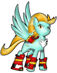 Pony Boom - Lightning Dust