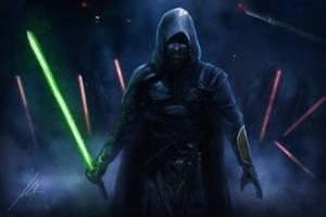 Jedi by michalmotyka