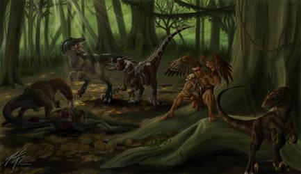 Raptor Pack by TresMaxwell