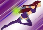 Teen Titans: Starfire