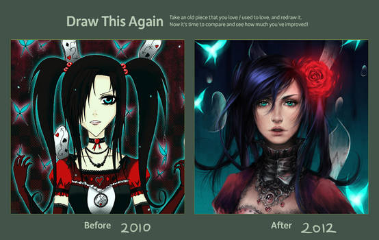 Draw This Again 2010-2012