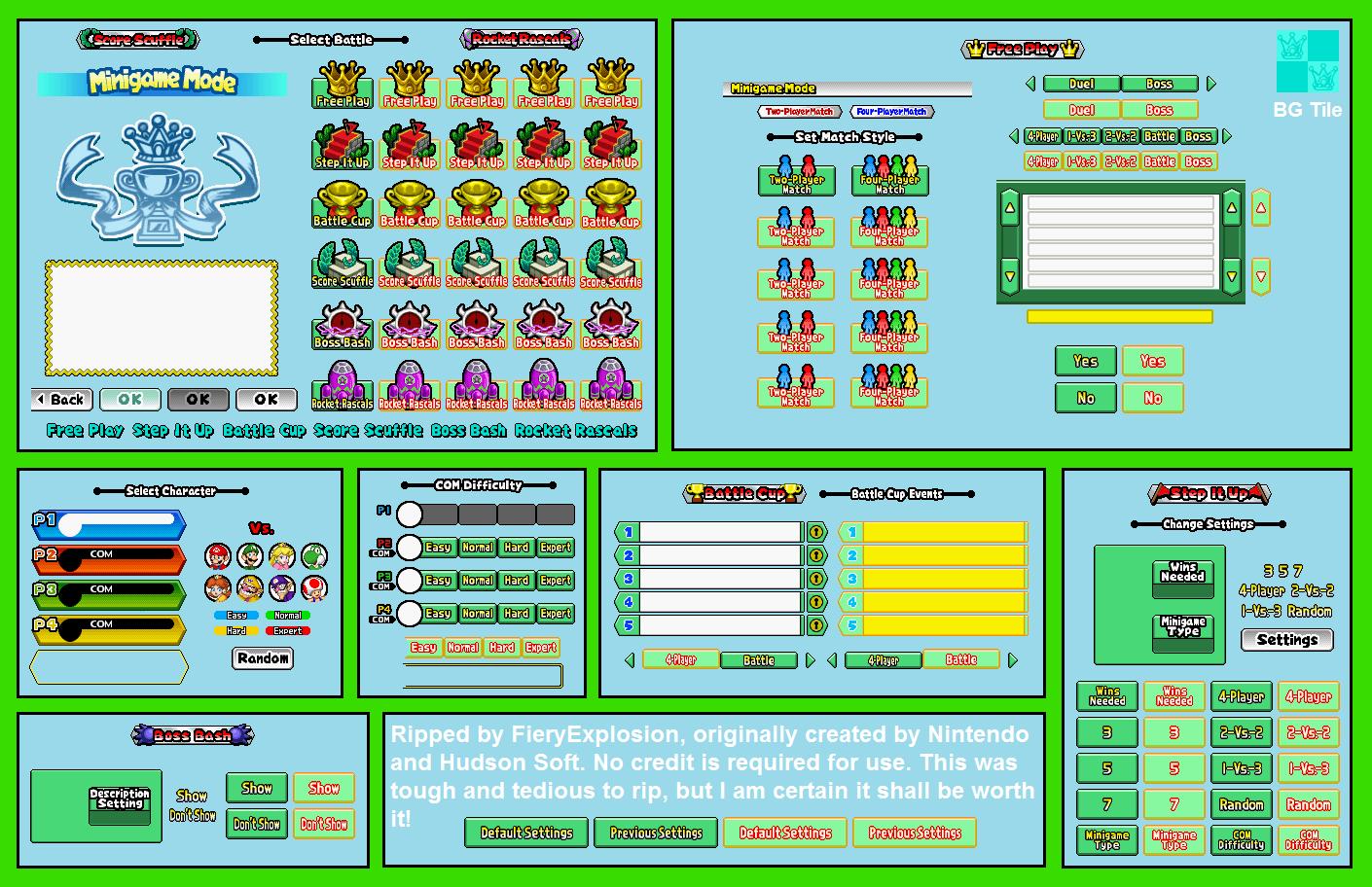 Mario Party Island Tour Vs Mario Party Ds