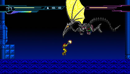 Metroid Other M-Styled Gameplay Mock-up