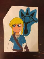 Link(Sheikah)