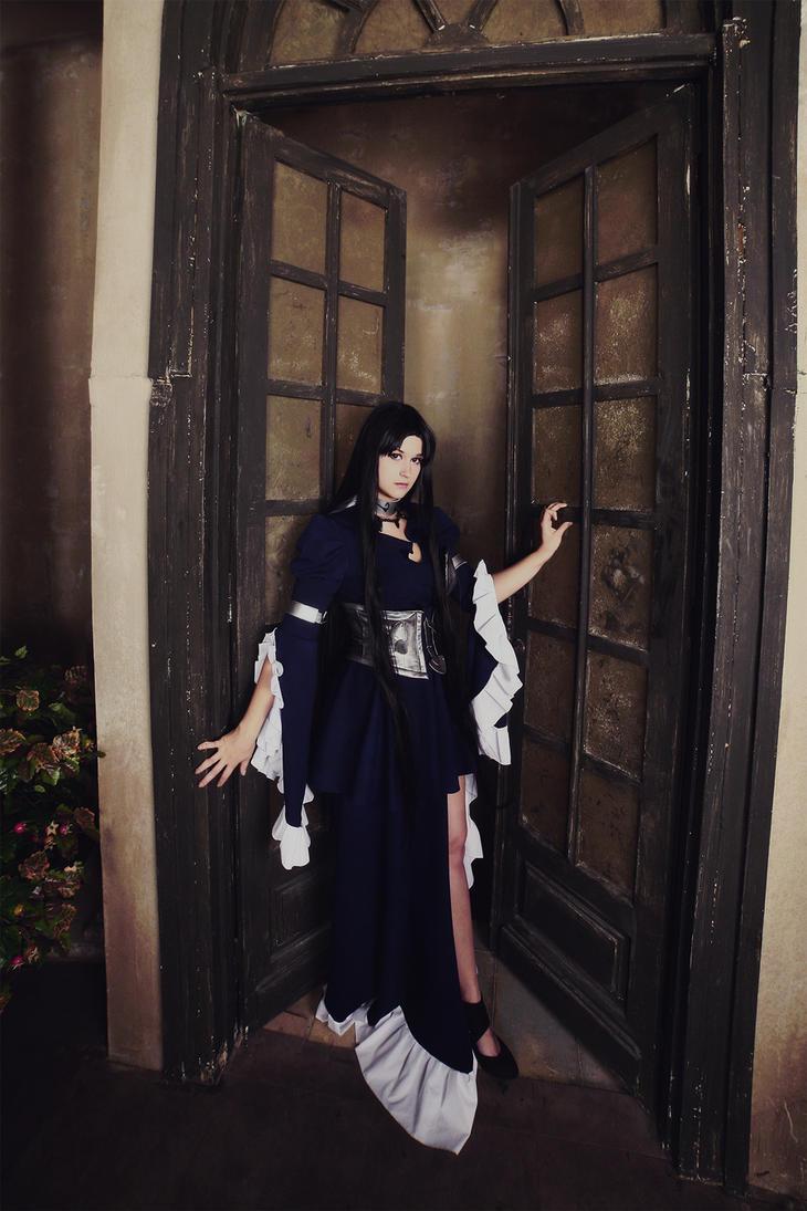 Pandora saint seiya by GuderianRei