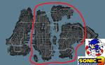 Sonic Adventure 3 Empire City map
