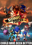 Sonic Forces could have been better.