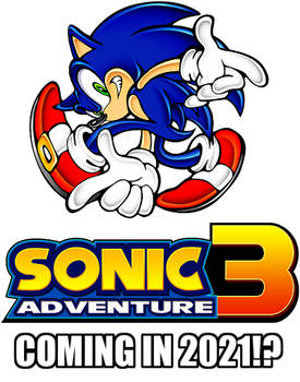 Sonic Adventure 3 could be happening (UPD)