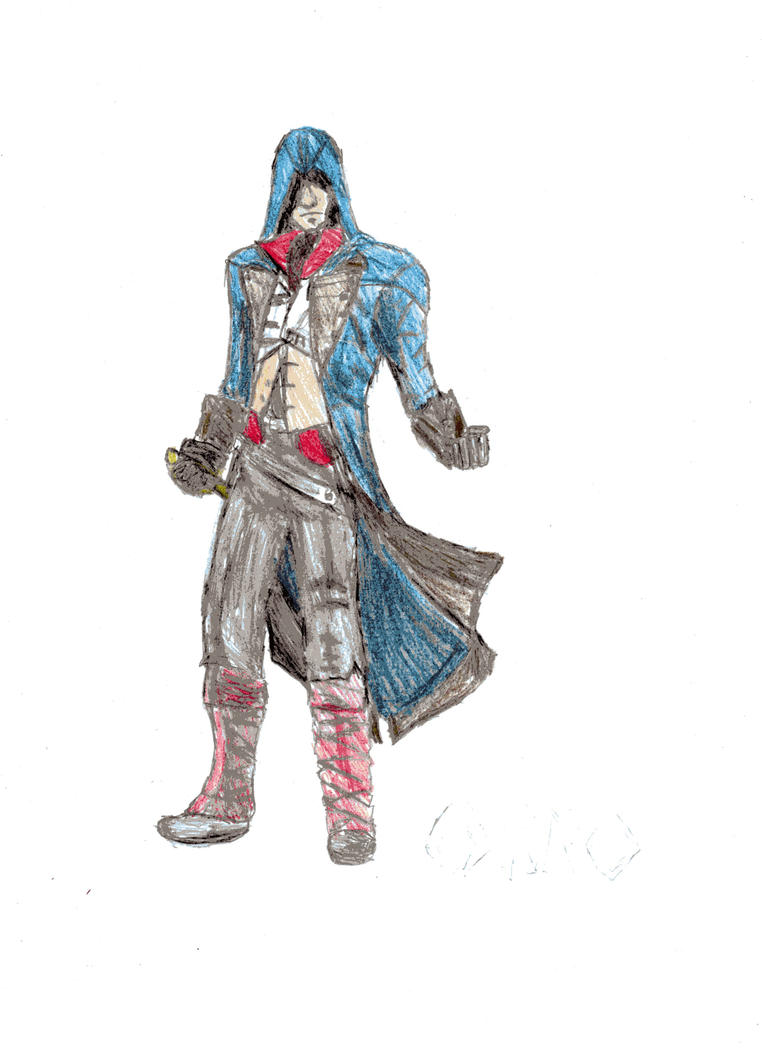 Drawing D Lines In Unity : Assassin s creed unity arno by torakal on deviantart