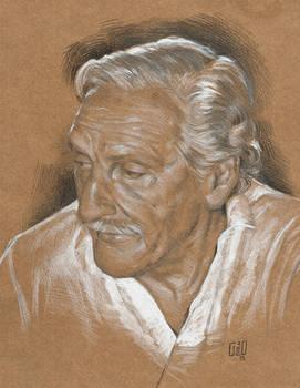 Grandpa Peter - Portrait