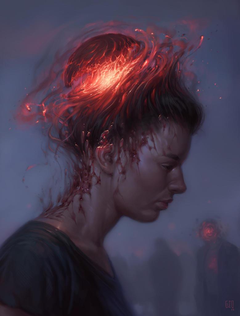 Genesis (personal piece) by FlavioGreco