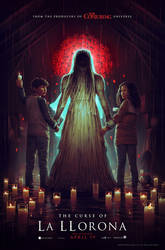 The Curse of La Llorona - Official Art