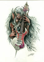 Diabolus in Metal by DanielOlivera