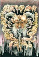 Satanic Vision by DanielOlivera