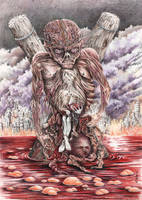 Tortured Creator by DanielOlivera