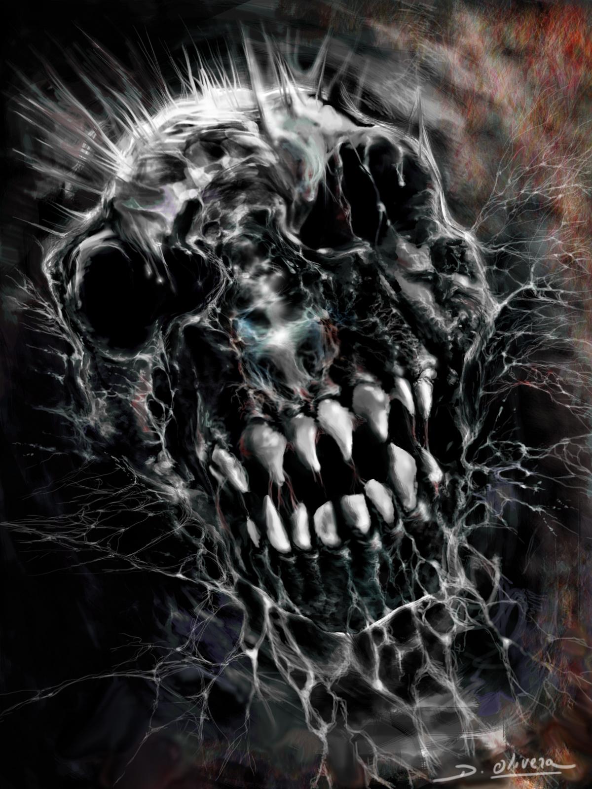 Black metal storm concept i by danielolivera on deviantart for Concept metal