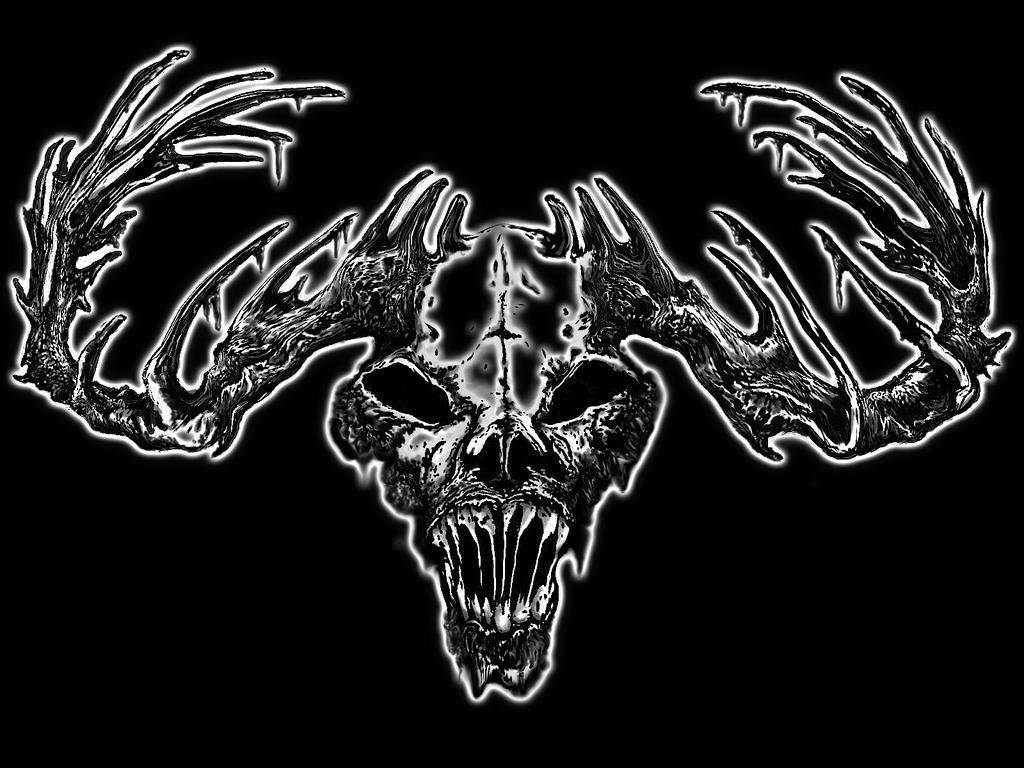 Logo design for a Metal band (II) by DanielOlivera on DeviantArt