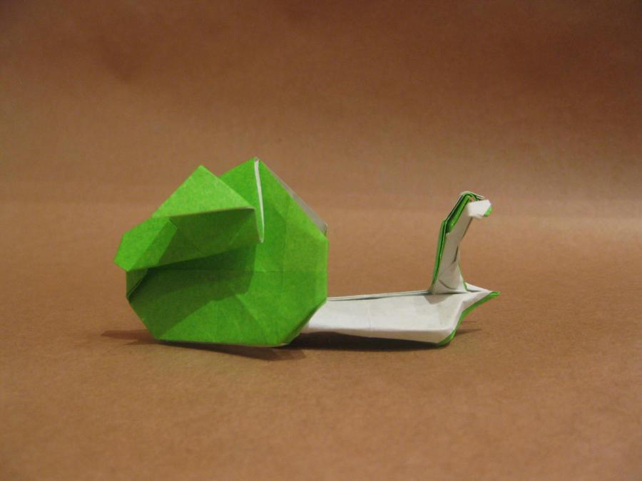 snail origami | Schnecke basteln, Basteln mit kindern, Schnecken | 675x900