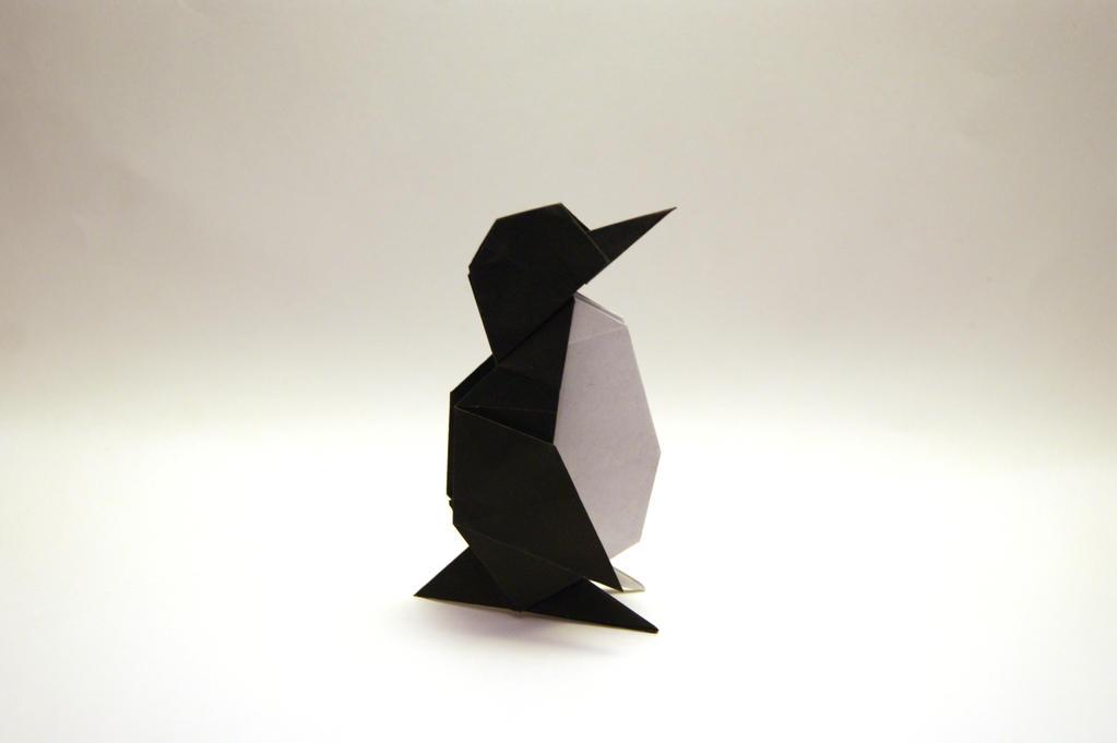 Delightful Origami Penguins to Celebrate Penguin Awareness Day | 681x1023